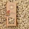 Mandler / passionsfrugt / mælkechokolade