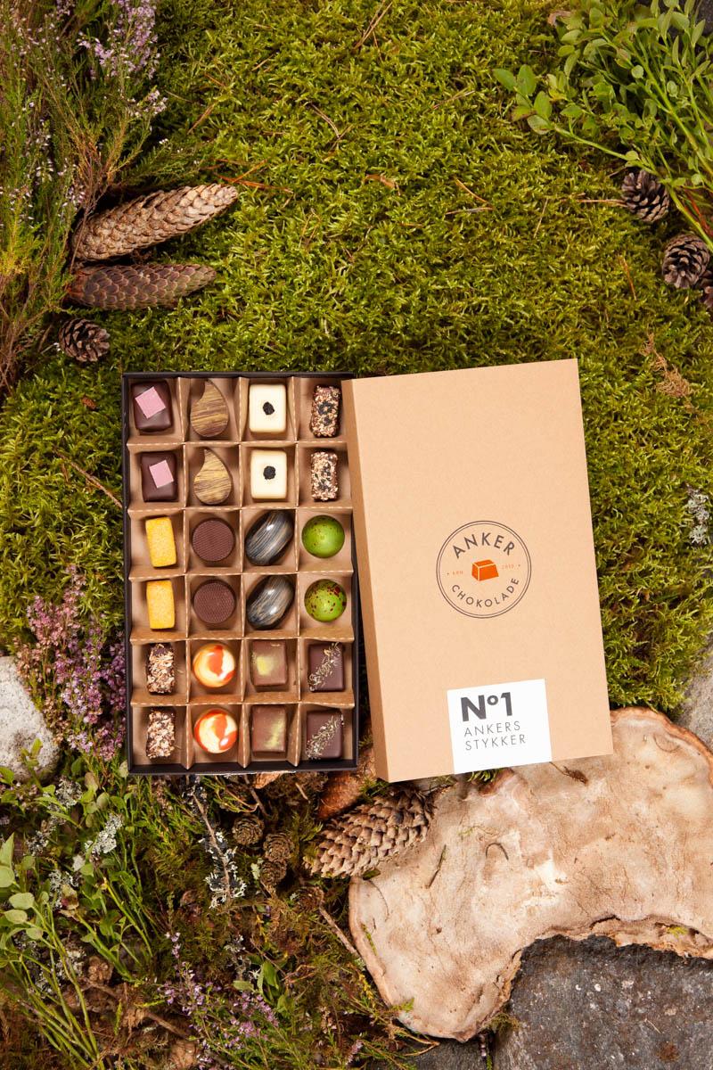 Anker Chokolade - firmagaver